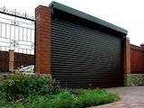 Строительные работы,  Окна, двери, лестницы, ограды Ворота, цена 550 Грн., Фото