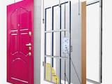 Двері, замки, ручки,  Двері, дверні вузли Металеві, ціна 1800 Грн., Фото