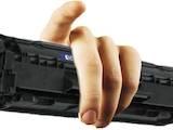 Компьютеры, оргтехника,  Принтеры Заправка картриджей (лазерные), цена 21 Грн., Фото