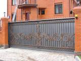 Строительные работы,  Окна, двери, лестницы, ограды Ворота, цена 1000 Грн./m2, Фото