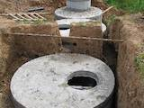 Будматеріали Кільця каналізації, труби, стоки, ціна 800 Грн., Фото
