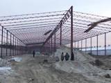 Строительные работы,  Строительные работы, проекты Ангары, склады, цена 500 Грн., Фото
