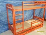 Меблі, інтер'єр,  Ліжка Односпальні, ціна 1000 Грн., Фото