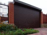 Будівельні роботи,  Вікна, двері, сходи, огорожі Ворота, Фото