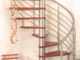 Строительные работы,  Окна, двери, лестницы, ограды Лестницы, цена 1000 Грн., Фото