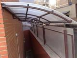 Строительные работы,  Окна, двери, лестницы, ограды Заборы, ограды, цена 900 Грн., Фото