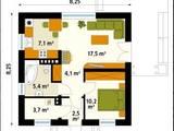 Строительные работы,  Строительные работы, проекты Дома жилые малоэтажные, цена 3360 Грн./m2, Фото