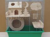 Гризуни Клітки та аксесуари, ціна 875 Грн., Фото