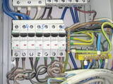 Строительные работы,  Отделочные, внутренние работы Электропроводка, Фото