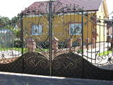 Строительные работы,  Окна, двери, лестницы, ограды Заборы, ограды, цена 8000 Грн., Фото