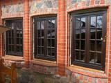 Строительные работы,  Окна, двери, лестницы, ограды Окна, цена 98 Грн./m2, Фото