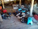 Запчасти и аксессуары Запчасти от одного мотоцикла, цена 100 Грн., Фото