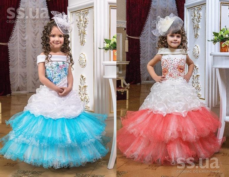 SS.ua  Прокат детских нарядных платьев для выпускных 844da99c5c8e0