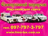 Аренда транспорта Представительные авто и лимузины, цена 10 Грн., Фото