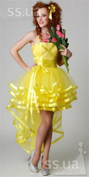 SS.ua  Детские нарядные платья - прокат f0b64942dad49