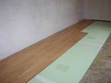 Будівельні роботи,  Оздоблювальні, внутрішні роботи Укладання лінолеуму і ковроліну, ціна 10 Грн., Фото