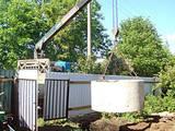 Строительные работы,  Строительные работы, проекты Канализация, водопровод, цена 300 Грн., Фото