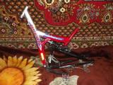 Велосипеды,  Запчасти и аксессуары Рамы, цена 599 Грн., Фото