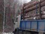 Перевезення вантажів і людей Перевезення і вантаження лісу, ціна 1 Грн., Фото