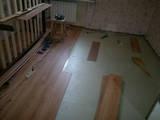 Будівельні роботи,  Оздоблювальні, внутрішні роботи Укладання лінолеуму і ковроліну, ціна 25 Грн., Фото
