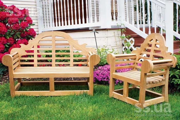 Скамеечки в саду - удобно и красиво!. обсуждение на liveinte.