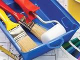 Строительные работы,  Отделочные, внутренние работы Малярные работы, цена 25 Грн., Фото