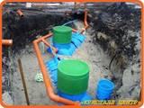 Строительные работы,  Строительные работы, проекты Канализация, водопровод, цена 1 Грн., Фото