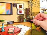 Курси, освіта Курси дизайнерів по інтер'єру, ціна 552 Грн., Фото