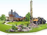 Строительные работы,  Строительные работы, проекты Бурение скважин, цена 350 Грн., Фото