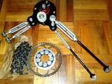 Велосипеды,  Запчасти и аксессуары Дополнительное оборудование, цена 1240 Грн., Фото