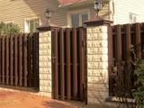 Стройматериалы Заборы, ограды, ворота, калитки, цена 13 Грн., Фото