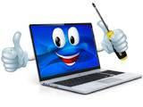 Комп'ютери, оргтехніка,  Ремонт і обслуговування Ремонт ноутбуків, ціна 150 Грн., Фото