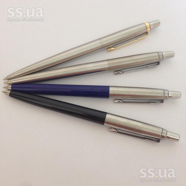 Ручка Parker Jotter Premium Stainless Steel Diagonal CT Blue 1mm 1953197