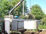 Будматеріали Кільця каналізації, труби, стоки, ціна 250 Грн., Фото