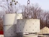 Будматеріали Кільця каналізації, труби, стоки, ціна 100 Грн., Фото