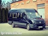 Перевезення вантажів і людей,  Пасажирські перевезення Автобуси, ціна 350 Грн., Фото