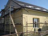 Строительные работы,  Строительные работы, проекты Фасадные работы, цена 320 Грн./m2, Фото