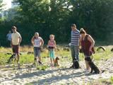 Собаки, щенята Заняття, тренування, Фото