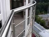 Строительные работы,  Окна, двери, лестницы, ограды Заборы, ограды, цена 1800 Грн., Фото