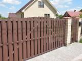 Будматеріали Забори, огорожі, ворота, хвіртки, ціна 25 Грн., Фото