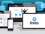 Интернет-услуги Web-дизайн и разработка сайтов, цена 6500 Грн., Фото