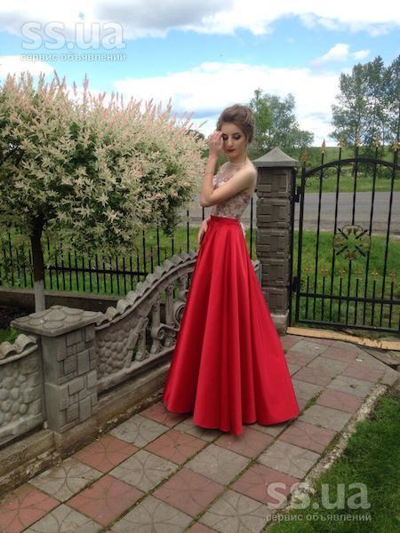 092688e852acd3 SS.ua: Продаю випускне плаття, шите на замовлення, Ціна 6000 Грн ...