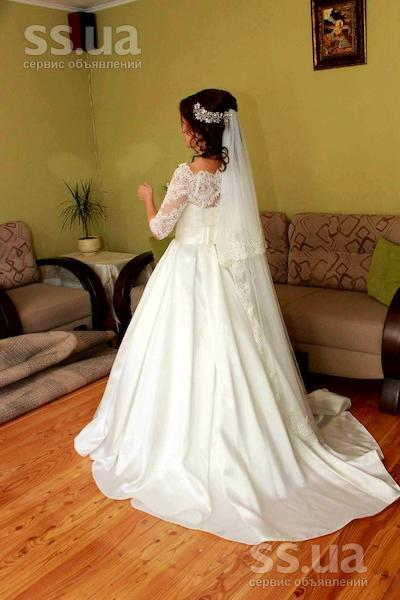 SS.ua  Продам вишукану сукню в якій ви себе відчуєте 624f586469887