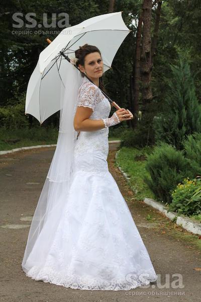 SS.ua  Продам весільне плаття   Магнолія  . Сукня білого 37e02d1cd11e6