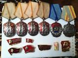 Колекціонування Нагороди, ордени, Фото