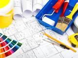 Строительные работы,  Отделочные, внутренние работы Штукатурные работы, Фото