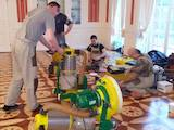 Строительные работы,  Отделочные, внутренние работы Укладка паркета и ламината, цена 45 Грн., Фото