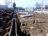 Будівельні роботи,  Будівельні роботи Ангари, склади, Фото