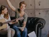 Курси, освіта,  Музичне навчання та спів Гітара, ціна 200 Грн., Фото