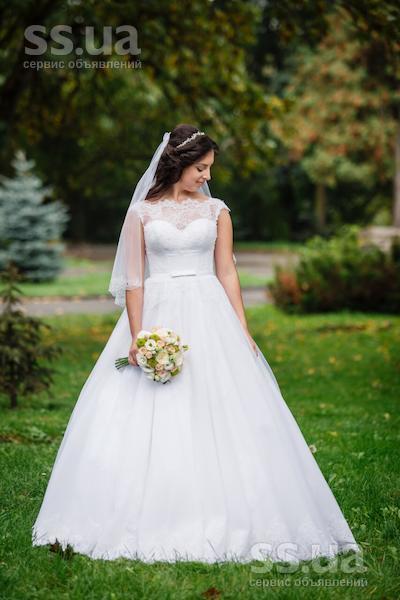 Жіночий одяг Весільні сукні та аксесуари 23f6bb5ad6764